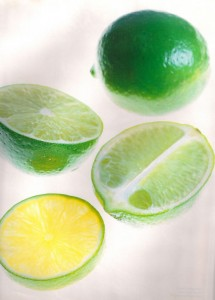 sara colledge - Interior design - inspiration - limes