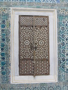 sara colledge - Interior design - inspiration - north african window